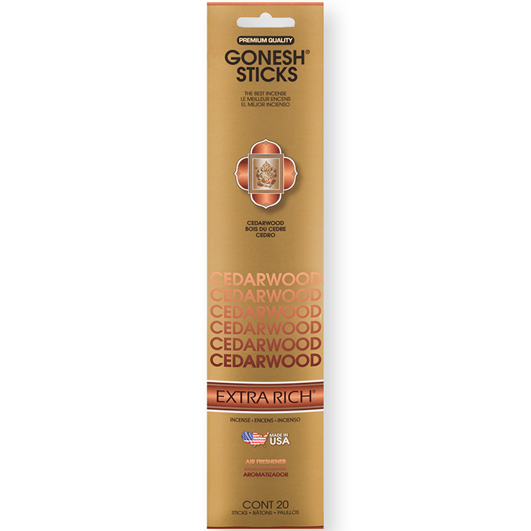 Extra Rich Collection - Cedarwood Incense
