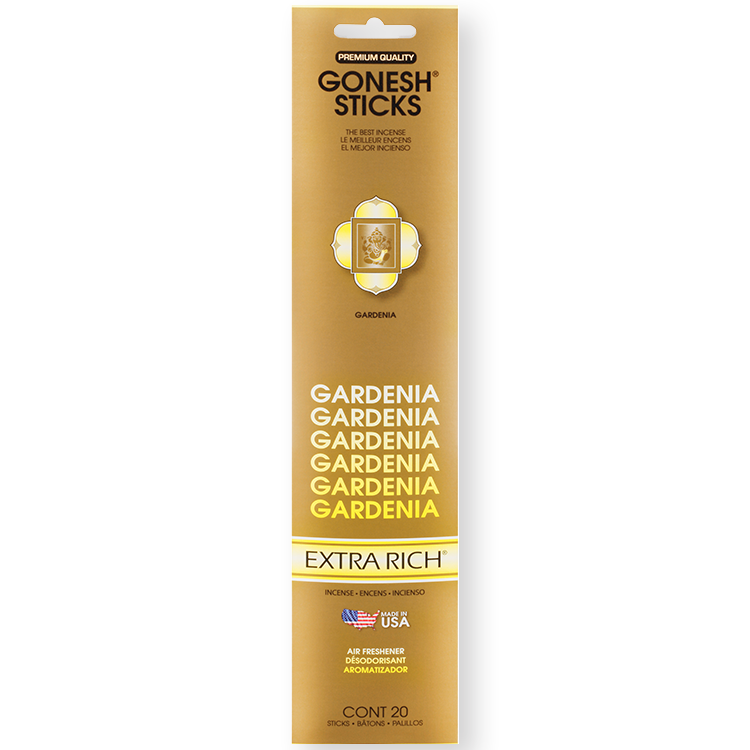 Extra Rich Collection - Gardenia Incense
