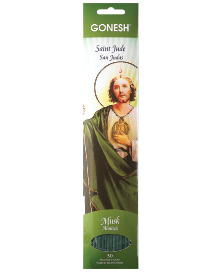 Patron Saints - St. Jude Incense