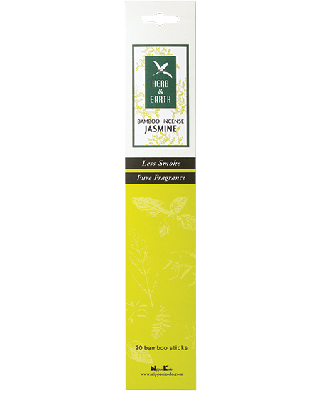 Herb & Earth - Jasmine Incense