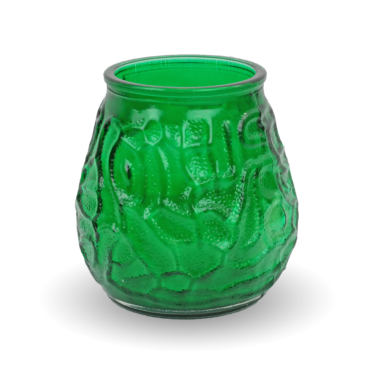 Green Patio Candle - Unscented