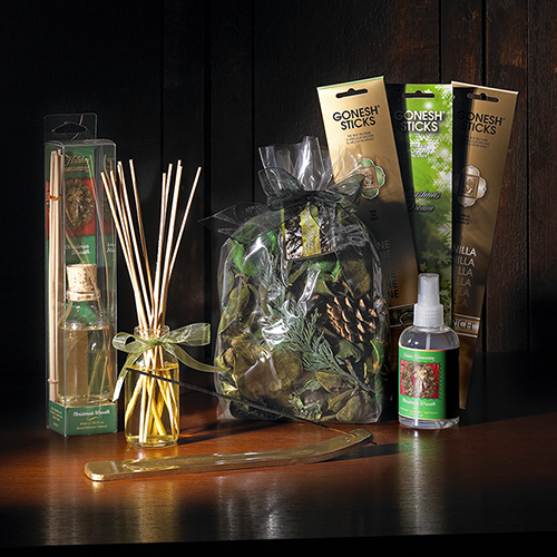 Evergreen Incense & Oils Collection