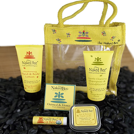 Naked Bee® Travel Kit