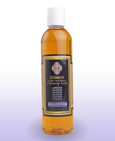 Gonesh® Extra Rich Lavender Warming Oil