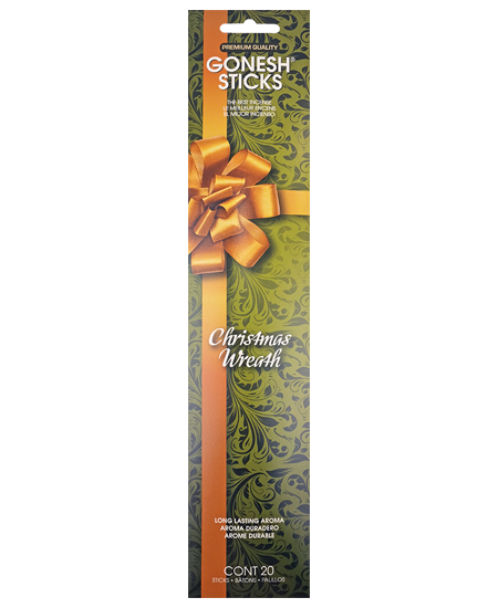 Winter - Christmas Wreath Incense