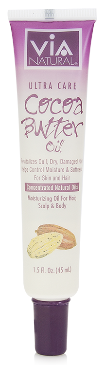 Via Natural®- Ultra Care Oil- Cocoa Butter