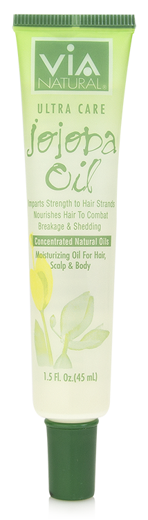 Via Natural®- Ultra Care Oil- Jojoba