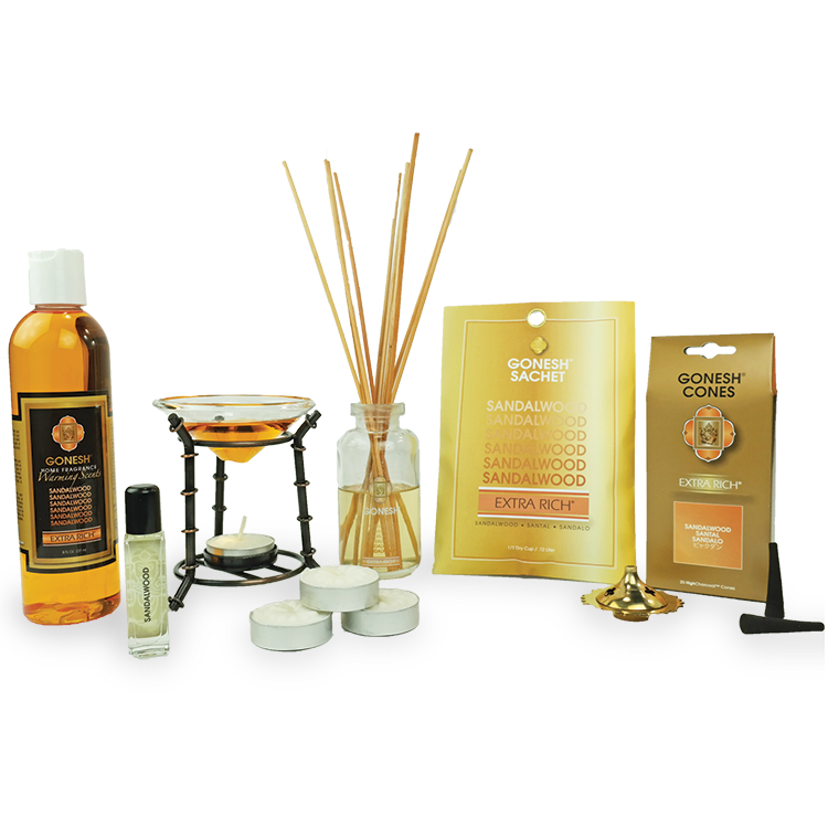 Gift Set - 8 pc. Ultimate GONESH Experience
