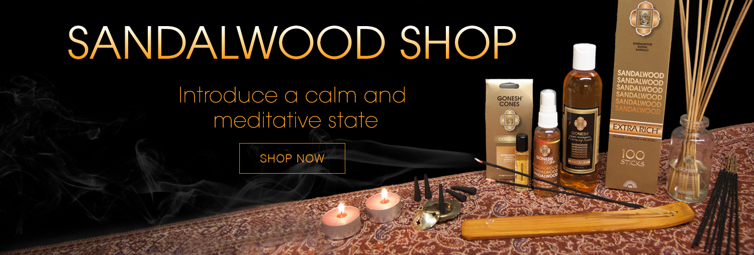 Promo - Sandalwood Shop
