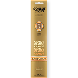 Extra Rich Collection - Orange Incense