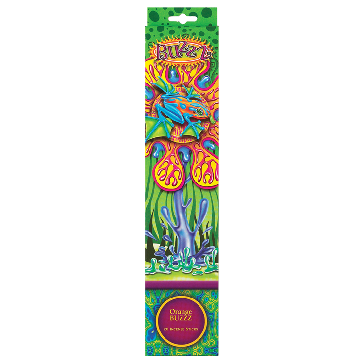 Buzzz™ - Orange Buzzz Incense