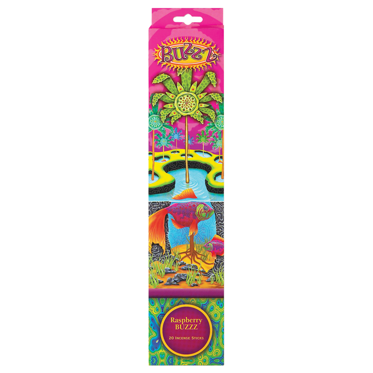 Buzzz™ - Raspberry Buzzz Incense