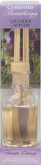 Concerto Aromatherapy - Lavender Reed Diffuser Oil Set