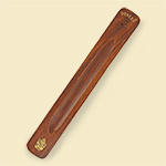 Wood Incense Stick Holder