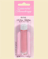 Concerto Aromatherapy - Rose Refresher Oil