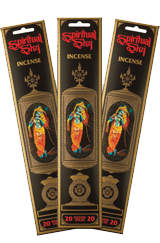 Gonesh Spiritual Sky Lemon Grass Spiritual Incense has a powerful, lemony, grassy aroma. Buy online now.