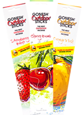 Gonesh Outdoor™ - 3 Pack Incense