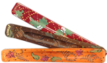 Hand Painted Incense Holders - Fall Harvest