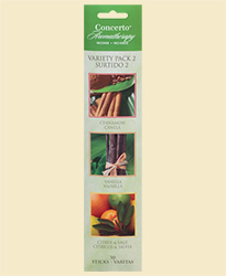 Concerto Aromatherapy - Variety Pack 2
