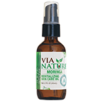 Via Nature®- 100% Natural Specialty Skin Care Oil- Moringa