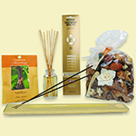 Gonesh Gift Set - Scent-uous Aromatherapy