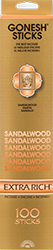 Extra Rich Collection - Sandalwood Incense