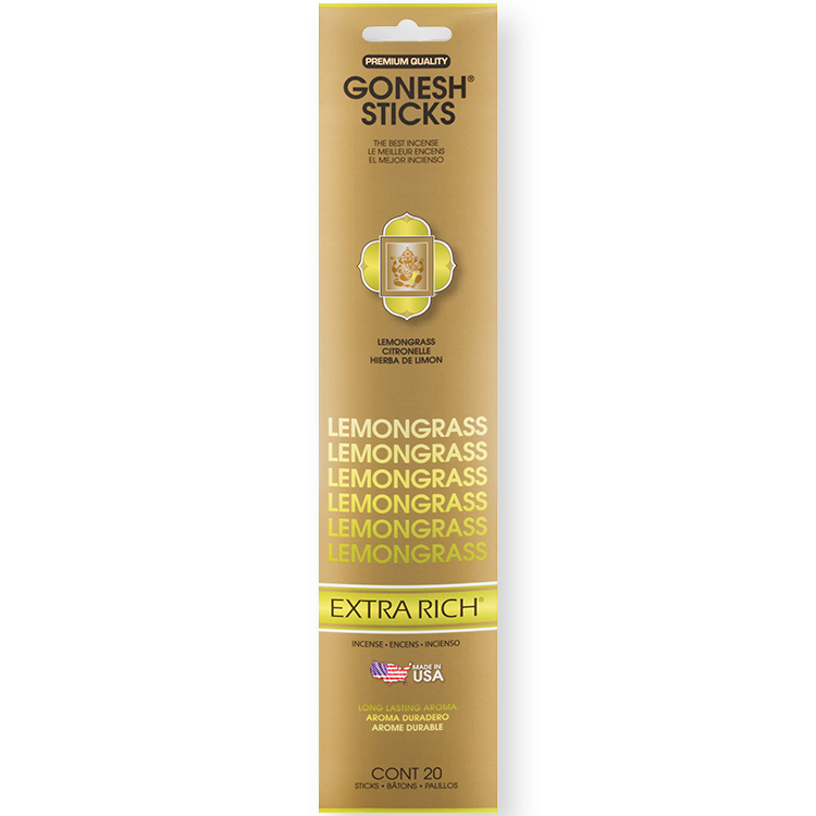 Extra Rich Collection - Lemongrass Incense