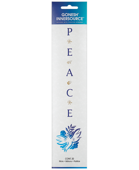 InnerSource Aromatherapy - Peace Incense