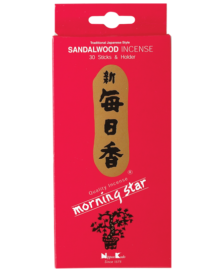 Morning Star - Sandalwood Incense
