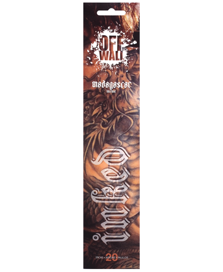 Off the Wall - Inked Madagascar Incense