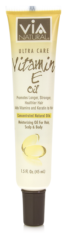 Via Natural®- Ultra Care Oil- Vitamin E