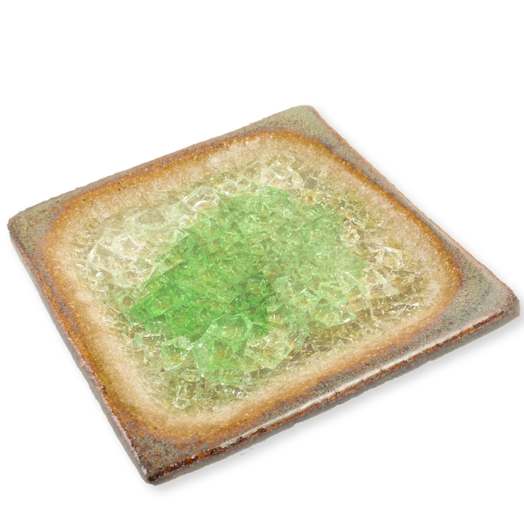 Ceramic Incense Holder Tray - Seamist