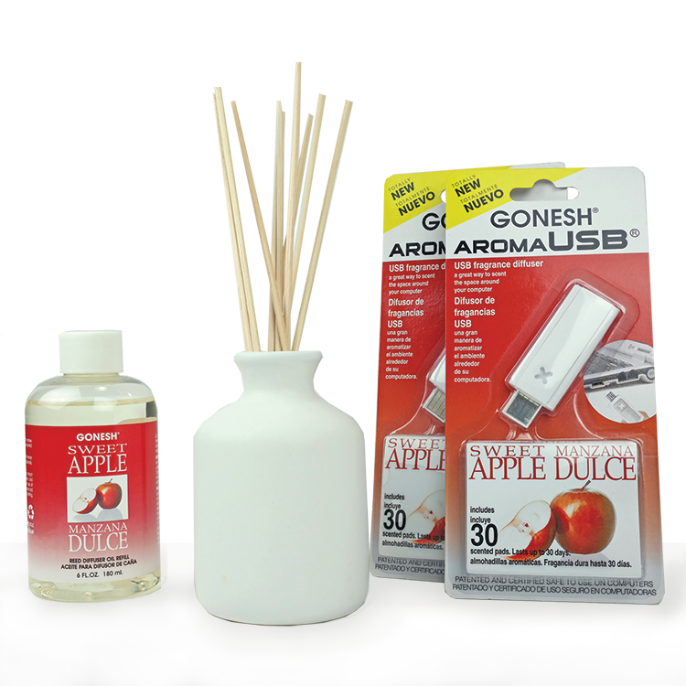 Gift Set - 4 pc. Deluxe Sweet Diffuser Set