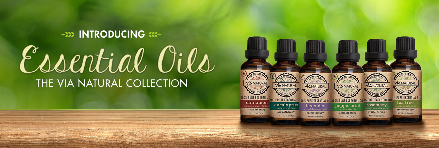 Promo - Essential Oils