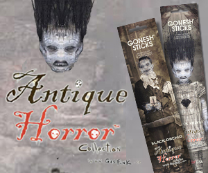 NEW - Antique Horror