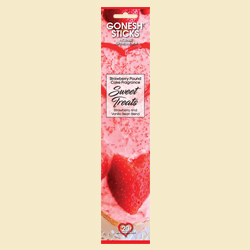 Gonesh Incense | Strawberry Pound Cake