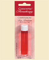 Concerto Aromatherapy - Cinnamon Refresher Oil