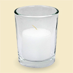 Gonesh Votives™ - Glass Votive Candle Holder