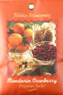 Holiday Homecoming - Warm Mandarin Cranberry Sachet