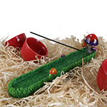 Enchanted Mushroom Incense Burner