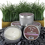3-in-1 Massage Candle- Lavender