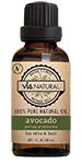 Via Natural®- 100% Pure Natural Oil- Avocado