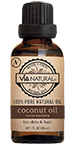 Via Natural®- 100% Pure Natural Oil- Coconut