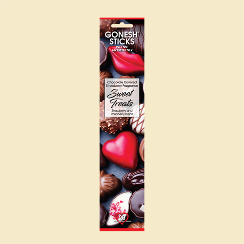Gonesh Incense | Chocolate Covered Strawberry