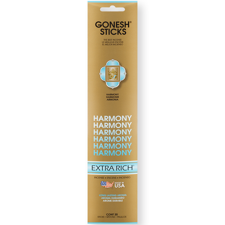 Extra Rich Collection - Harmony Incense