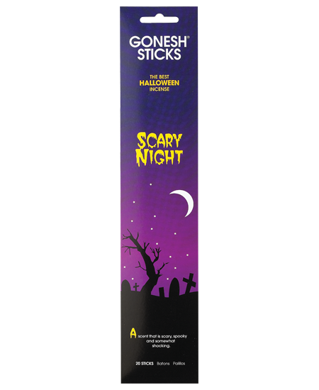Holiday Traditions - Scary Night Incense