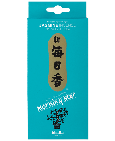 Morning Star - Jasmine Incense