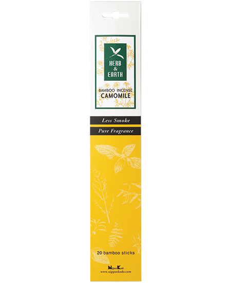 Herb & Earth - Camomile Incense