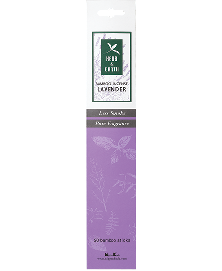 Herb & Earth - Lavender Incense