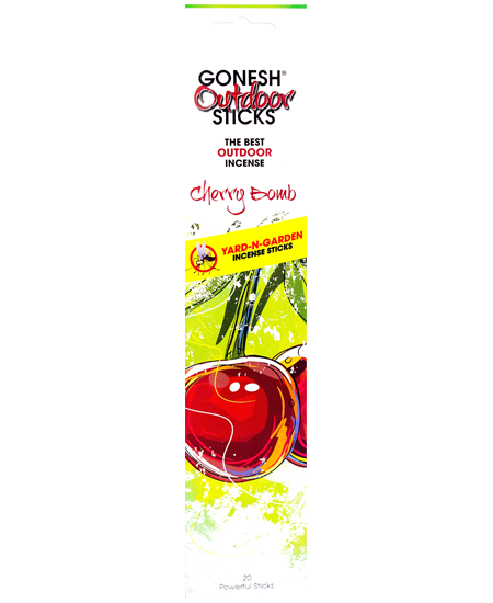 Summer - Gonesh Outdoor™ - Cherry Bomb Incense